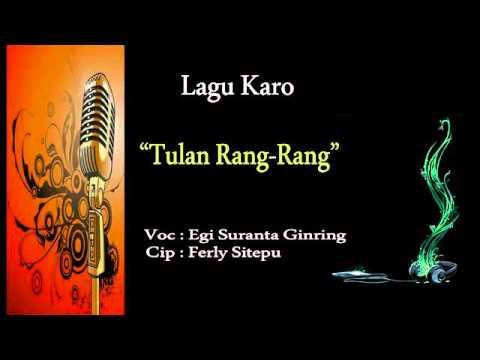 MUVIZA COM  Gendang Salih Karo   Tulan Rang Rang by EGI SURANTA GINTING