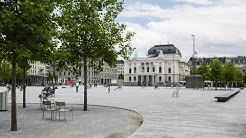 Sechseläutenplatz und Parkhaus Opéra – Auszeichnung für gute Bauten der Stadt Zürich 2011–2015