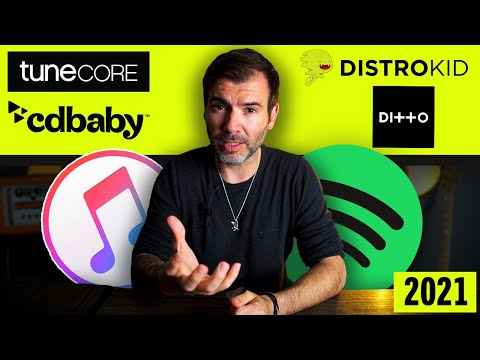 The ULTIMATE GUIDE To Music Distributors In 2021: Get Your Music On All Platforms