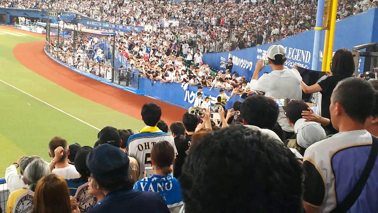 福浦 引退 セレモニー
