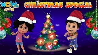 Baixar Merry Christmas Fursatganj | தமிழ் கதை | Vir The Robot Boy | WowKidz தமிழ்
