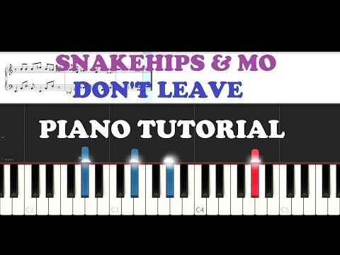 Piano lean on piano chords major lazer : Vote No on : MØ Final Song Piano Tutorial Sheets