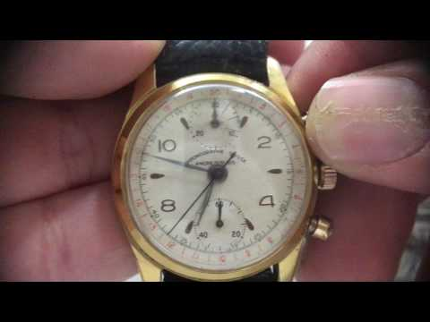 Vintage Chronographe Suisse Venus cal. 170