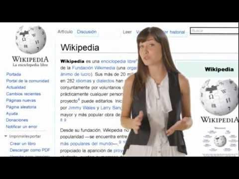 ¿Qué es Wikipedia?