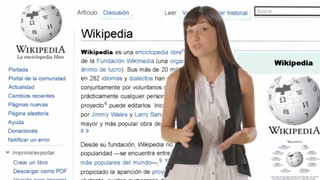 ¿Qué es Wikipedia? - YouTube