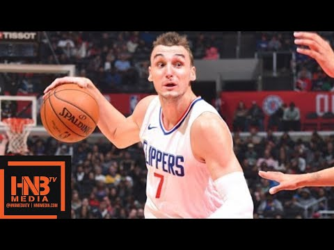 LA Clippers vs Sacramento Kings Full Game Highlights / Week 11 / Dec 26