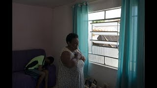 Brazil dam collapse aftermath - A Missing Son