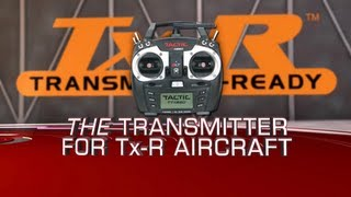 Tactic TTX650 6-Channel SLT Computer Transmitter Video