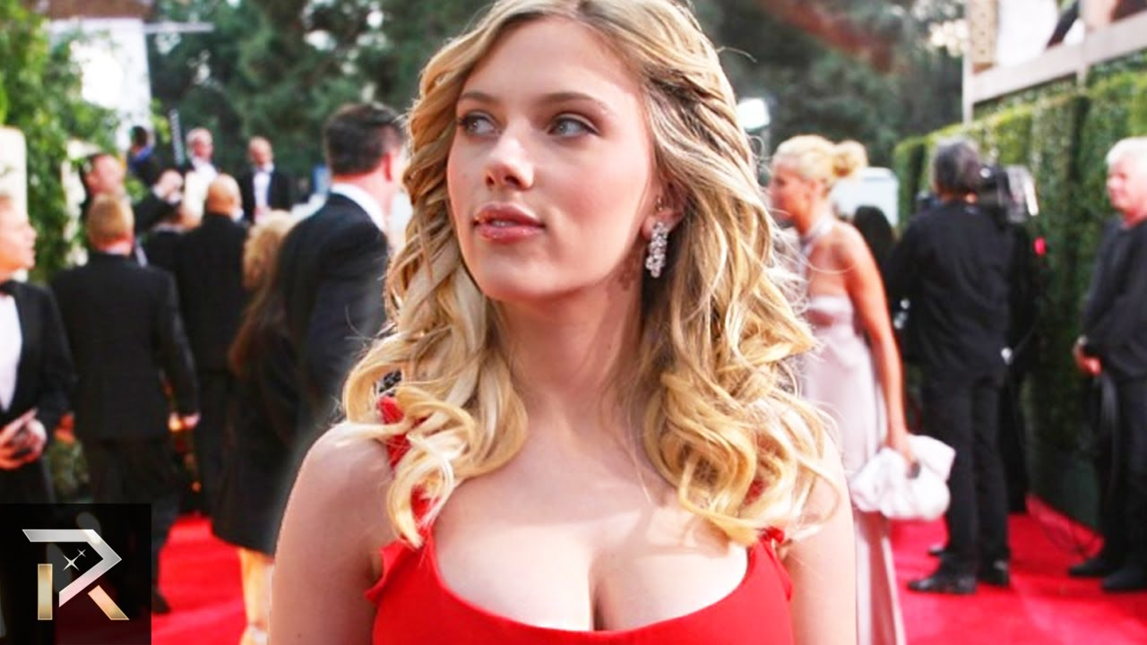 663e03314493 This Is How Scarlett Johansson Spends Her Millions - YouTube