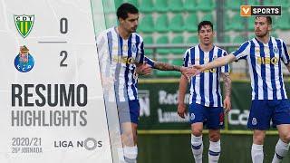 Highlights   Resumo: Tondela 0-2 FC Porto (Liga 20/21 #26)