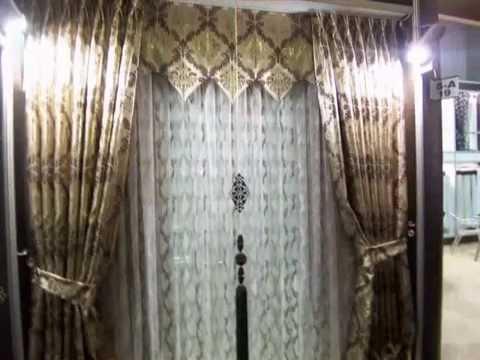 perde modelleri 4gardine rideaux gorden gordyn gordent korden tirai langsir zavese f gg ny youtube. Black Bedroom Furniture Sets. Home Design Ideas