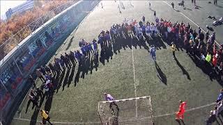 Серия пенальти в матче Korwood 62 - МФКАзард групп