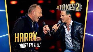 It Takes 2: Harry Piekema & Danny de Munk zingen Hart en Ziel