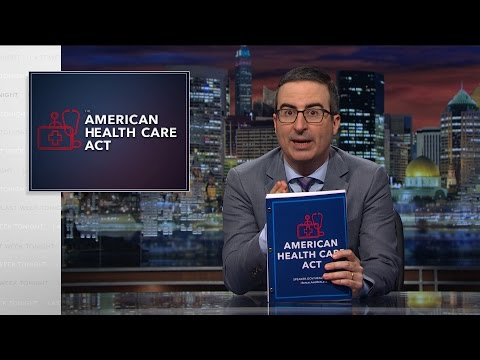 Download Youtube: American Health Care Act: Last Week Tonight with John Oliver (HBO)