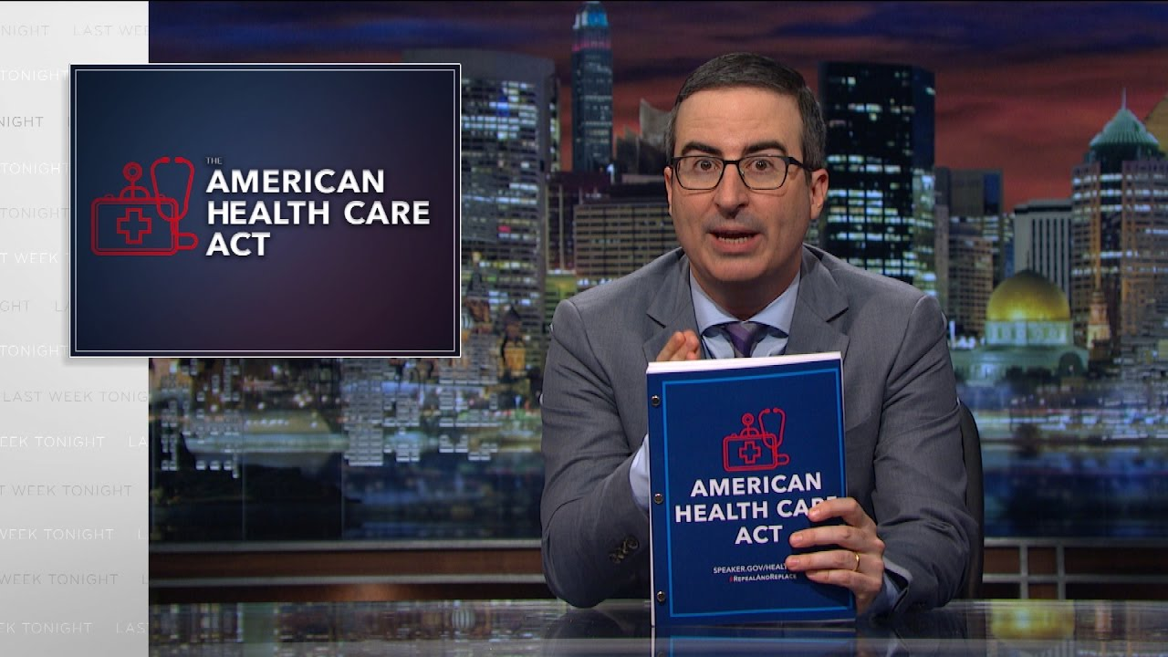 GOP Senate candidate attacks John Oliver as 'out of touch' over gay rabbit book
