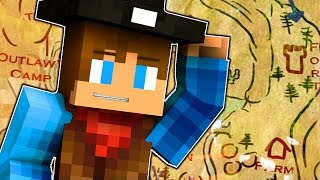 Minecraft | A TRIP TO THE WILD WEST! | Cowboy Roleplay Adventure [1]