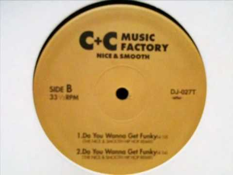 C+C Music Factory _ Do You Wanna Get Funky (The Nice & Smooth Hiphop Remix).avi