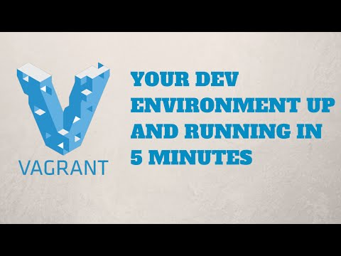 [ENG] Vagrant - Ubuntu Dev stack up and running in 5 minutes [TUTORIAL]