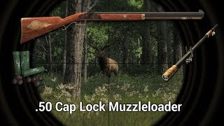 Review .50 Cap Lock Muzzleloader (The Hunter) English [HD]