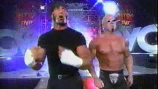 Hollywood Hogan vs Kevin Nash - 1/4/99 (1of2)