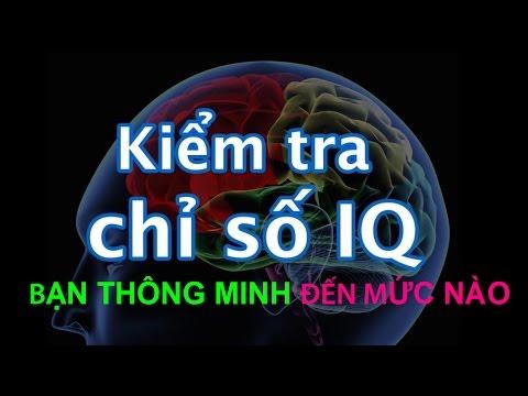 Đố vui hại não - Bạn CỰC KỲ THÔNG MINH nếu trả lời được những câu này - Test IQ