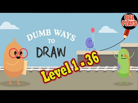 dumb-ways-to-draw-gameplay-guide-level-1---36-(android-ios)