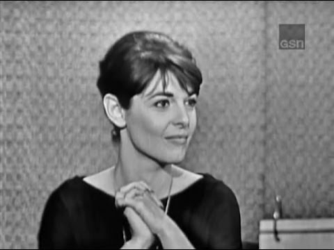 What's My Line?  Anne Bancroft; Allen Ludden panel Jul 1, 1962