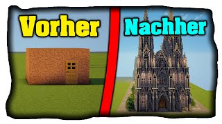 Minecraft Haus bauen! - Tricks &. Tipps für das perfekte Haus! - Tutorial (Deutsch)