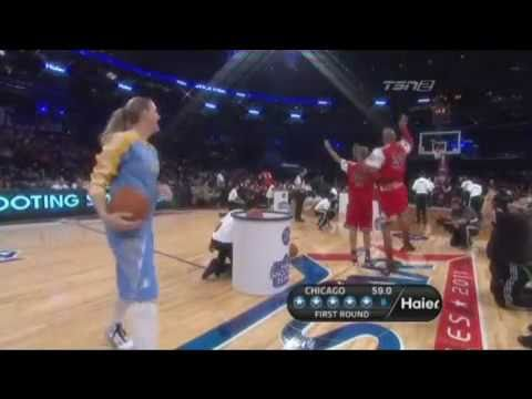 2011 NBA ALL STAR SHOOTING STAR 1