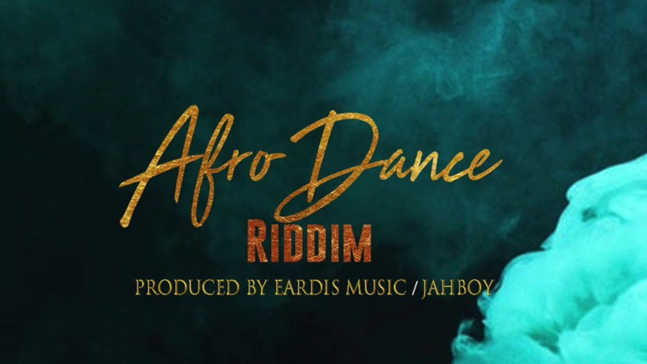 Afro Dance Riddim - Instrumental (Official Audio) | Prod  Jahboy Bailey |  21st Hapilos (2019)
