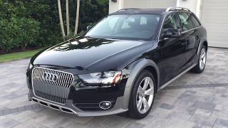 2014 Audi allroad Crossover Review and Test Drive by Auto Europa Naples MercedesExpert com