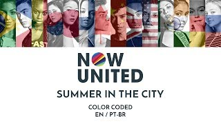 Now United Summer In The City Color Coded En Pt Br