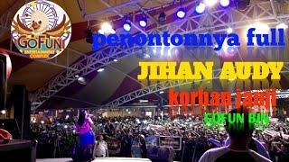 Gambar cover JIHAN AUDY KORBAN JANJI live gofun bojonegoro