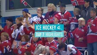 Day 7 Para Ice Hockey Highlights | PyeongChang 2018 Paralympic Winter Games