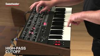 Sequential Prophet-6 Tweaking by Sweetwater