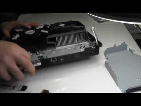 PS3 Slim Laser wechseln change drive