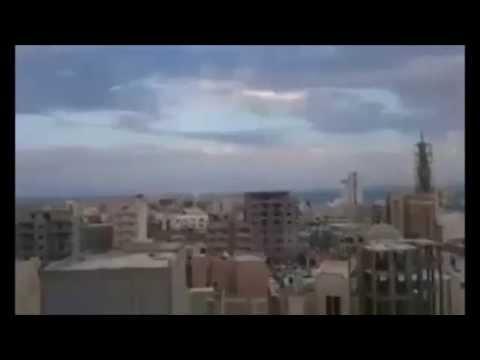 MIG 21 FishBed Crashes in Libya 2014 - Libyan Civil War