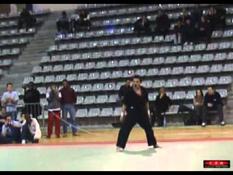Matt Emig - French Open 3 Overall Forms Grands (2003)