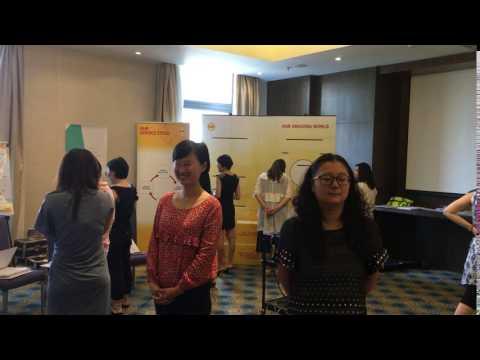 Creating Energy and Enthusiasm - Shanghai Style