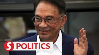Full PC: Anwar claims to have