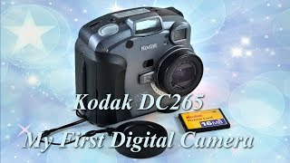 Kodak DC265 - My First Digital Camera