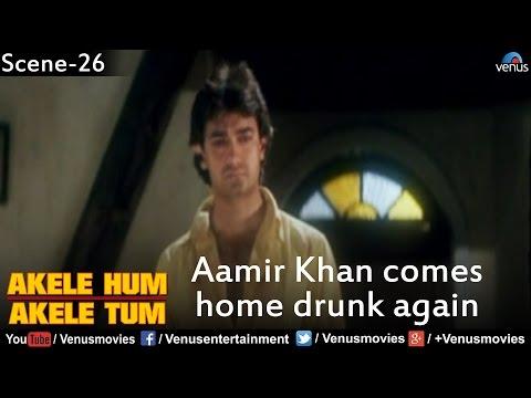 Aamir Khan comes Home ...