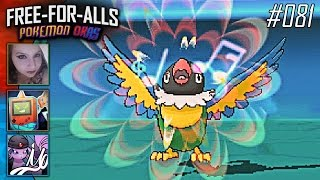 Pokémon Omega Ruby & Alpha Sapphire FFAs #081 Feat. GameboyLuke, TheHeatedMo & CuddleofDeath