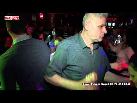 Fekete Gergő - Anna pub Nőnapi buli 1.rész (Mulatós zene, élőzene)
