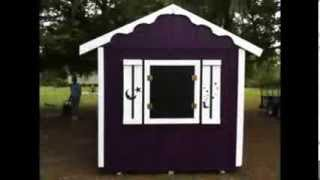 Building Your Own Life Size Playhouse