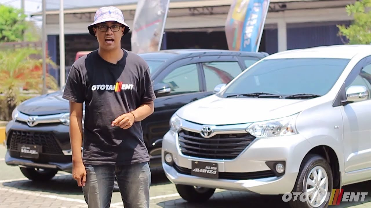 Gambar Toyota Grand New Veloz Body Kit All Yaris Trd Sportivo Vs Avanza Apa Saja