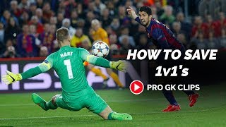 1v1 Tips - Dealing with Zones | Ian Feuer | Pro Gk Podcast
