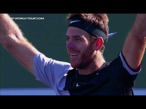Del Potro: 'I Feel So Special Playing At The US Open'