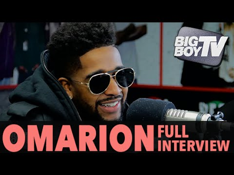 Omarion on Life in B2K, His 2016 Grammy Snub, And More! (Full Interview) | BigBoyTV