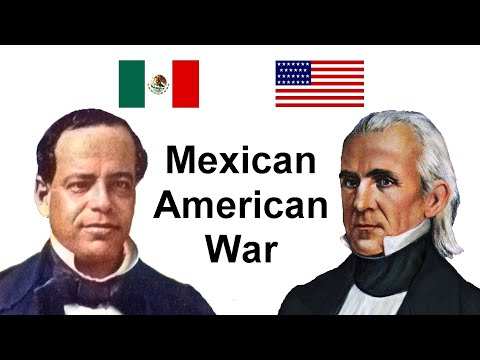 The Mexican-American War (1846-1848)